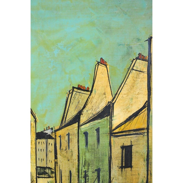 Charles Levier - Paris Street Scene - Oil Painting - Image 4 of 9