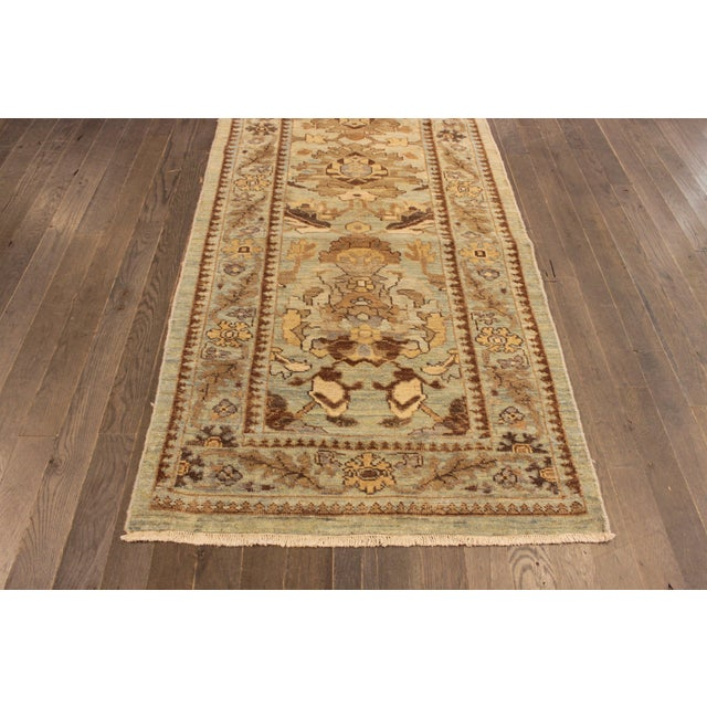 "Persian Sultanabad Rug - 3'2"" x 13'9"" - Image 2 of 10"