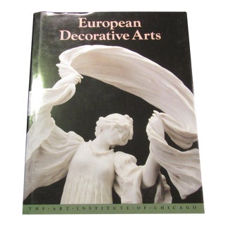 'European Decorative Arts' Coffee Table Book