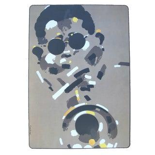 2015 Polish Jazz Poster, Dizzy Gillespie