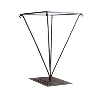 Mid-Century Iron Umbrella Stand