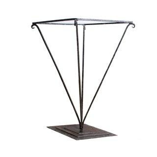 Mid-Century Iron Umbrella Stand