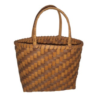 Woven Country Basket