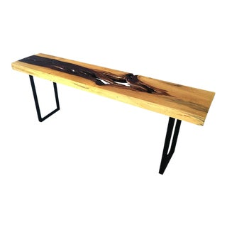 Tamarind Slab Console Table