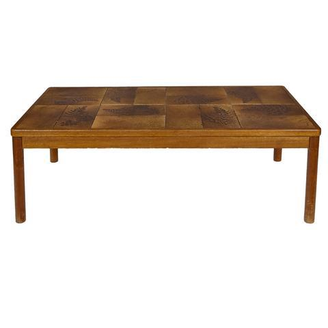 Trioh Denmark Tile Top Coffee Table   Image 2 Of 8