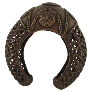 Bronze Tribal Fertility Bracelet