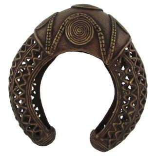 Bronze Tribal Fertility Bracelet