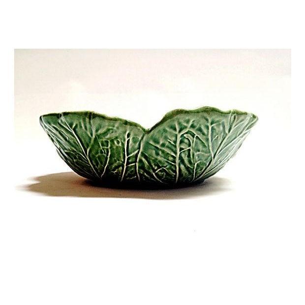 Image of Bordallo Pinhelro Cabbage Serving Bowl
