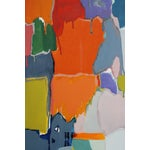 """Image of """"Color Block"""" Mixed Media on Canvas"""