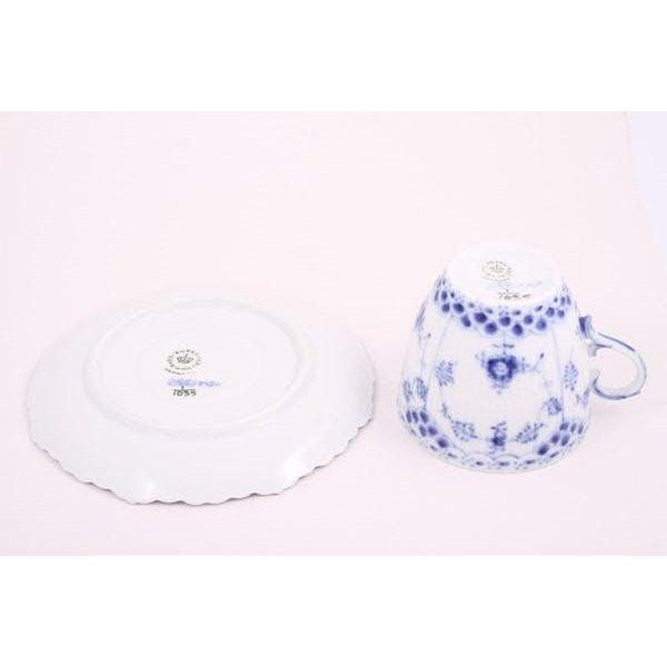 Royal Copenhagen Mini Cup & Saucer - A Pair - Image 3 of 8