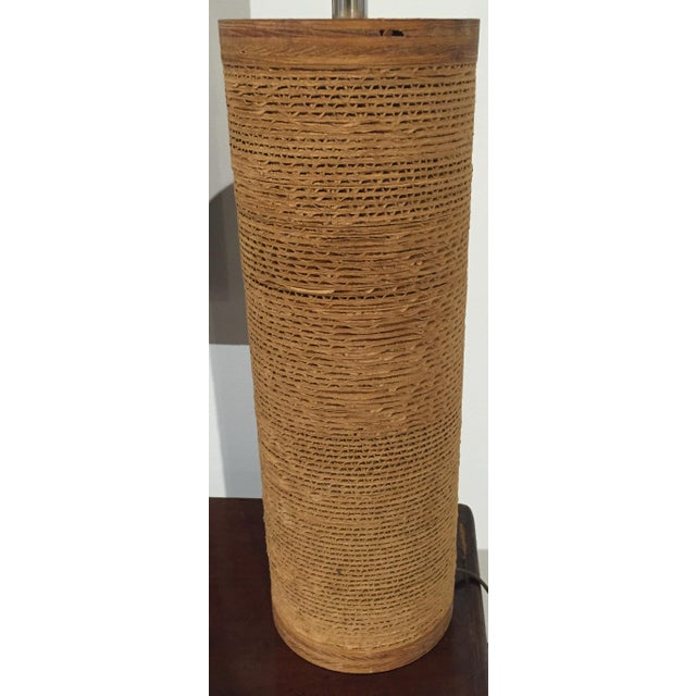 Image of Mid Century Gregory Van Pelt Flute Lamps - A Pair