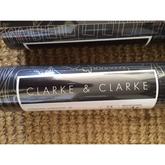 Clarke & Clarke Globetrotter Wallpaper - 6 Rolls - Image 4 of 4