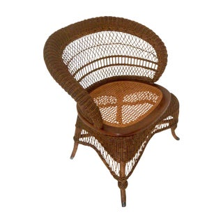 Heywood Wakefield Wicker Chair