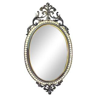 Resin Rococo Mirror