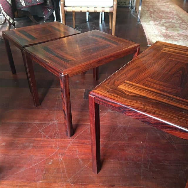 Image of Modern Danish Nesting Tables