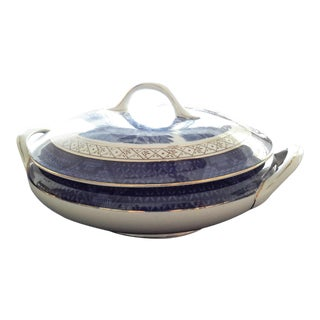 Blue Willow Vegetable Bowl