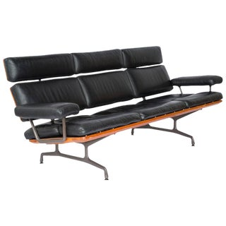 Herman Miller for Charles Eames Three-Seat Sofa