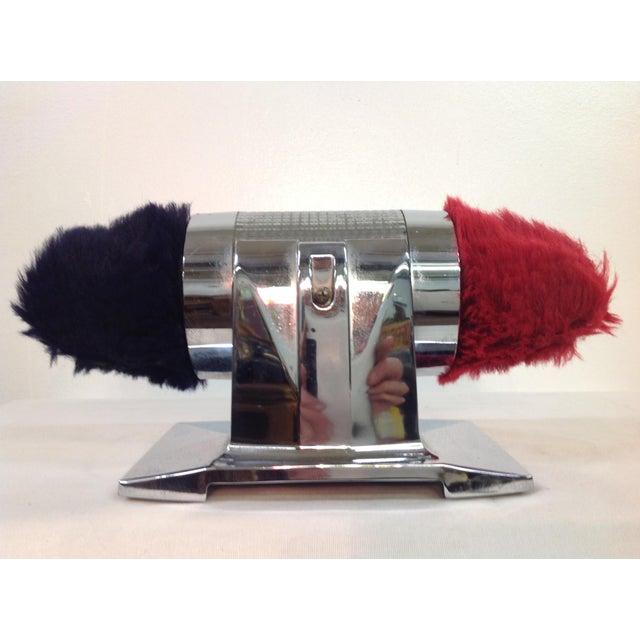 Image of Vintage Industrial Dremel Shoe Shine Machine