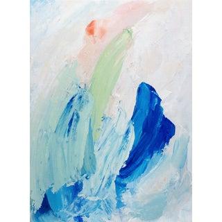 """Dani Schafer """"Quiet II"""" Original 2014 Painting"""