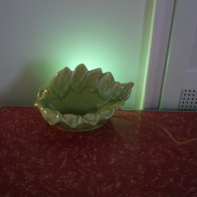 Atomic Era TV Lamp, Chartreuse Green - Image 9 of 10