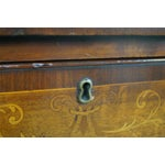 Image of Antique 19 Century Mahogany Hepplewhite Sideboard