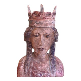 Vintage Javan Acacia Princess