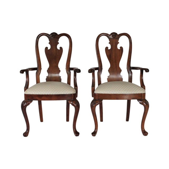Thomasville Cherry Formal Dining Set - Image 6 of 10