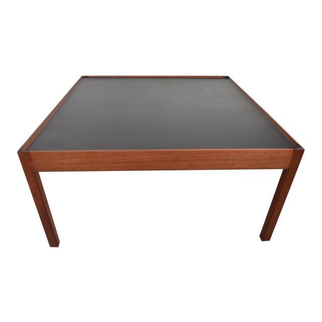 Mid-Century Danish Modern Teak Coffee Table - Image 1 of 8