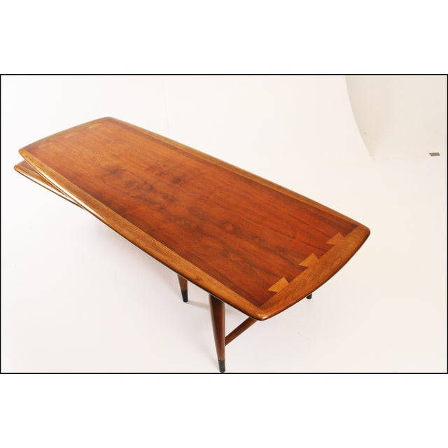 Mid-Century Modern Boomerang Coffee Table