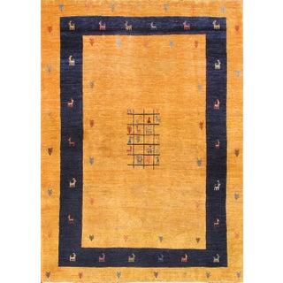 "Pasargad Persian Gabbeh Collection - 5'7"" X 7'9"""