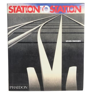 """1997 """"Station to Station"""" Book"""
