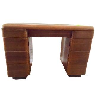 Paul Goldman Plymodern Bent Plywood Desk
