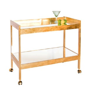 Two Tier Roland Bar Cart
