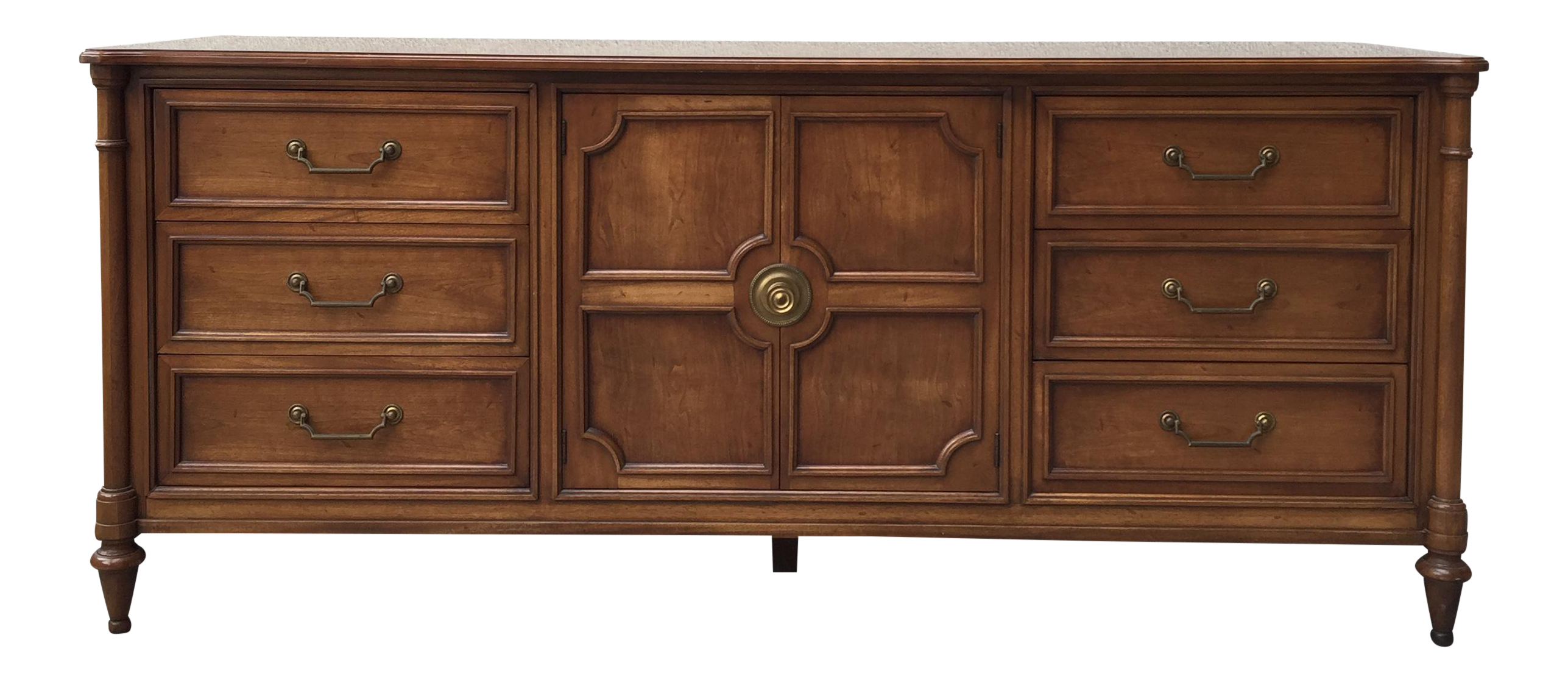 Vintage Used Century Furniture Credenzas and Sideboards Chairish