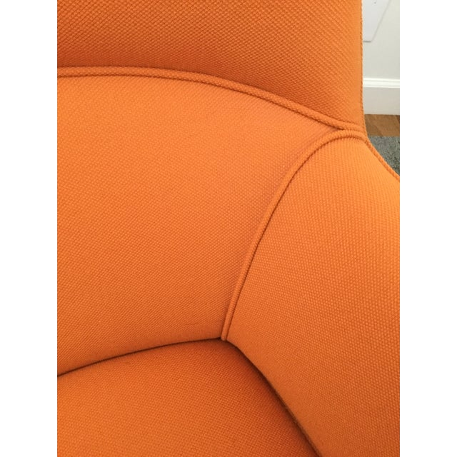 Paul McCobb Orange Squirm Chairs - a Pair - Image 4 of 5