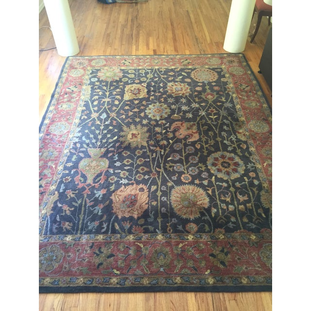 Pottery Barn Persian-Style Wool Rug - 8' X 10'