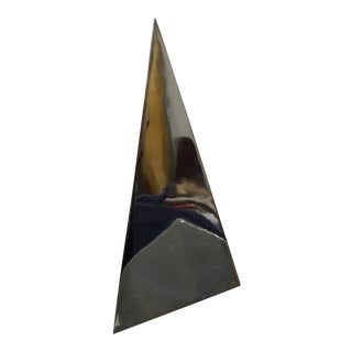 Mexican Modernist Prismas Pyramid