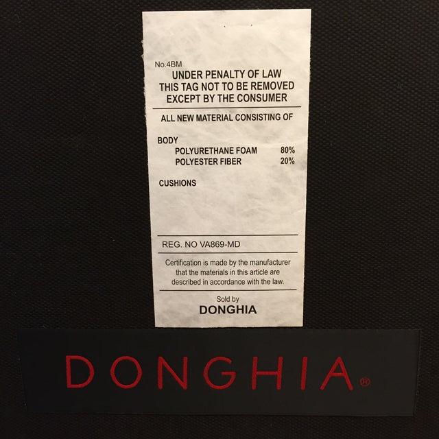 Donghia Villa Custom Ikat Chair - Image 9 of 11