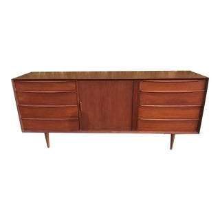 Svend A.Madsen for Falster Mobelfabrik Mid-Century Danish Credenza