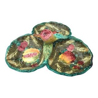 Italian Ceramic Serving Tray