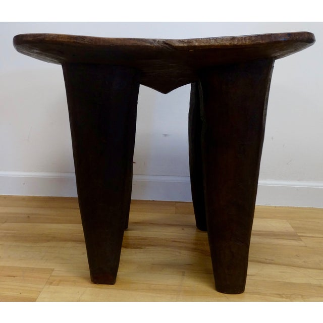 Handmade African Table - Image 3 of 4