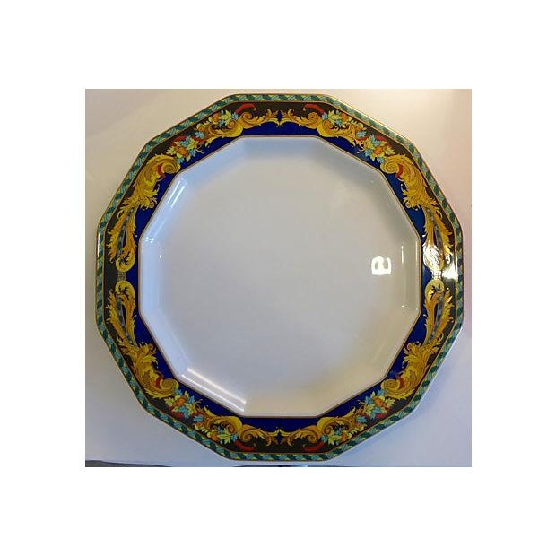 Rosenthal for Versace Plates - Set of 8 - Image 2 of 9