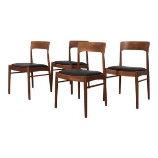 Korup Stolefabrik Dining Chairs - Set of 4