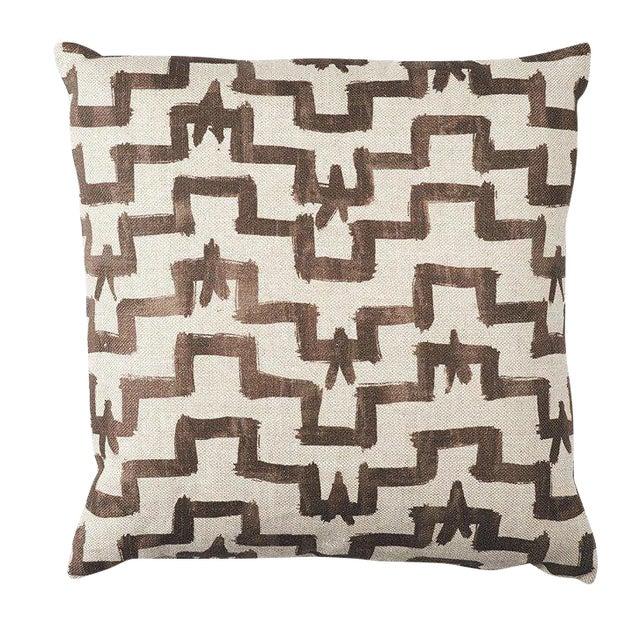 Sabin Zak & Fox Tulu Pillow - Image 1 of 2
