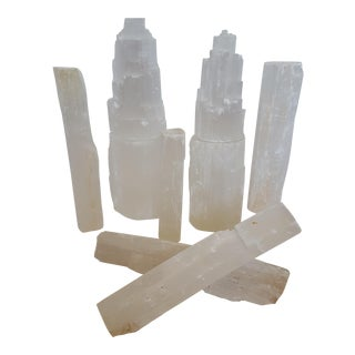 Selenite - Set of 7
