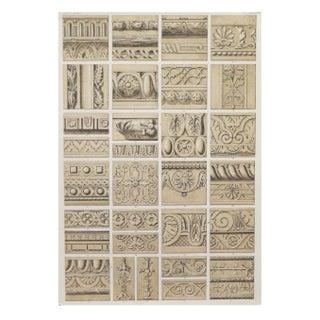 Owen Jones Renaissance Decorator Sheets 1856 S/3
