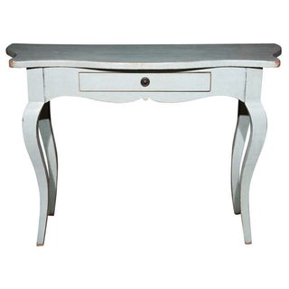 Swedish Painted Console Table