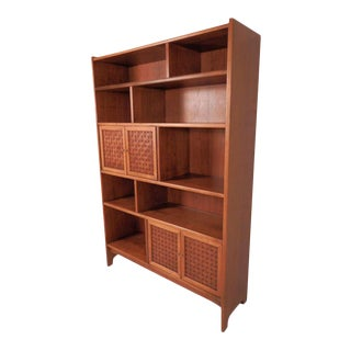 j.b Van Sciver Co. Standing Wall Unit
