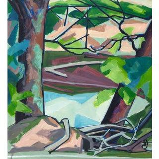 Carmel Landscape by Virginia Sevier Rogers