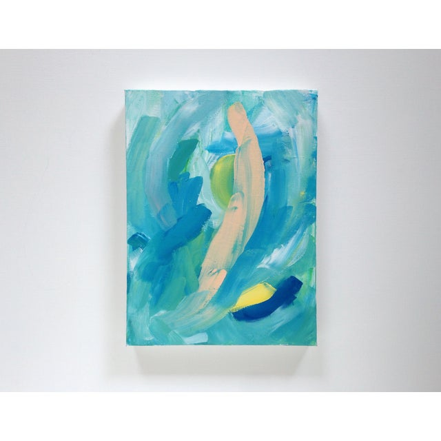 "Dani Schafer ""Charmé"" Original 2014 Painting - Image 2 of 3"